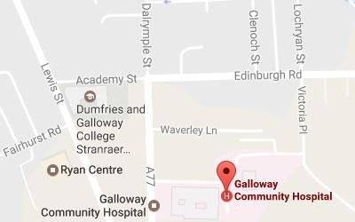 Galloway Community Hospital Stranraer